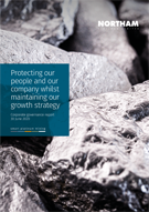 Northam corporate governance report 2020 [cover]